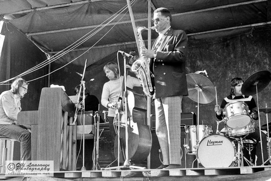 Jazz in Vaasa 1971 - epilogue 2012