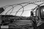 There is a big market for barbed wire in SA.