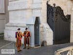 Swiss guards of Vatican (2011)