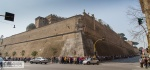 An hours' long queue to the Sistine chapel (2011)