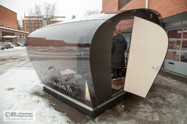 Olokolon ovi on auki kaikille Aalto Design Factoryssä työskenteleville. Myös muilla on ADF:n johtajan Esa Santamäen mukaan mahdollisuus käyttää sitä niin erikseen sovittaessa.