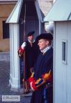 Swiss guards of Vatican (1997)
