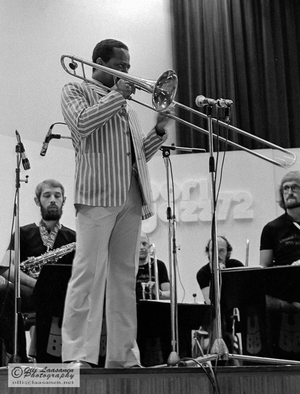 Slide Hampton Slide Hampton and Ume Big Band Pori Jazz 1972 Pulse of