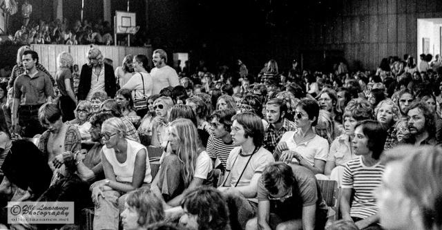 Olitko siellä? Löydätkö itsesi? - Pori Yhteislyseo 15 July 1972. - Were you there? Do you find yourself?