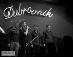 Meta4 at Dubrovnik thanking the audience
