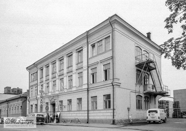 Hotelli Otava, Pori, 1976