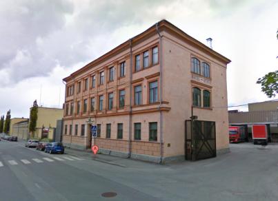 Hotelli Otava, Pori, nykyisin (kuvakaappaus Googlen kartasta 2013)