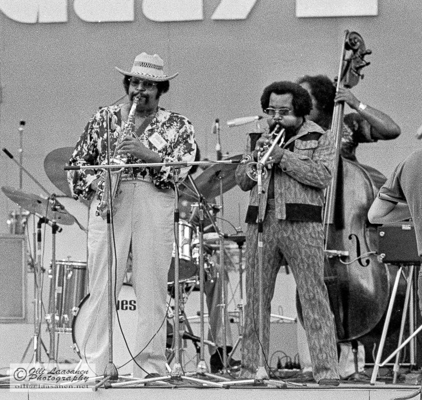 Cannonball Adderley Quintet In Pori Jazz 1972 Pulse Of Change