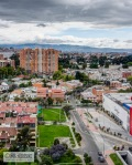 Bogotá, the capital of Colombia, is in the high plateau of Andes, over 2600 meters above see level.