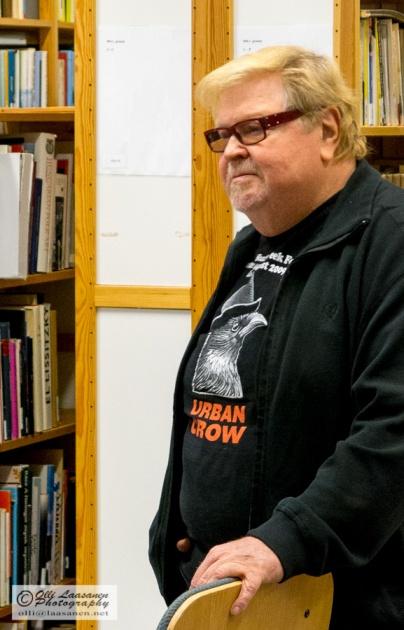 Jussi Raittinen 15.4.2013