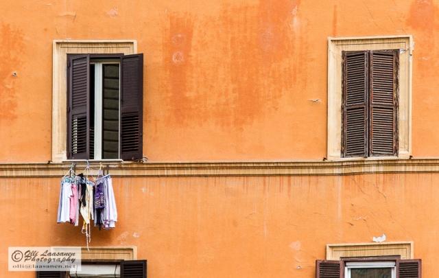 Trastevere in Rome, Italy (2011)