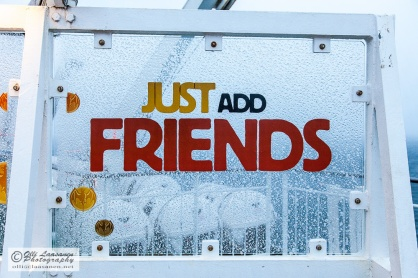 Just add friends