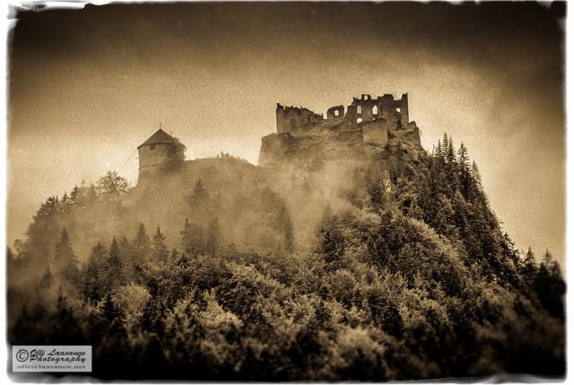 Ehrenberg Castle, Austria