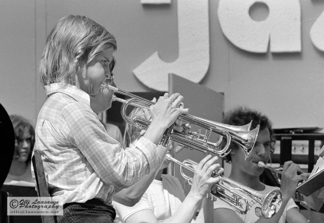 Simo Salminen, Pori Jazz 1972