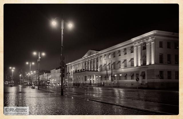 Helsinki City Hall, March 10, 2014