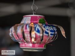 Tealight holder made by Hanna Rautio