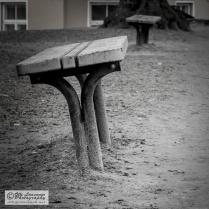 A bench near Lai