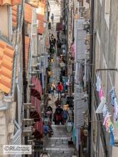 Narrow streets