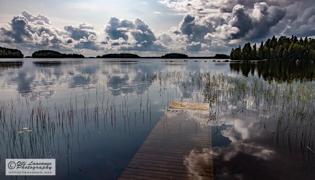 Lestijärvi, Finland, July 2015