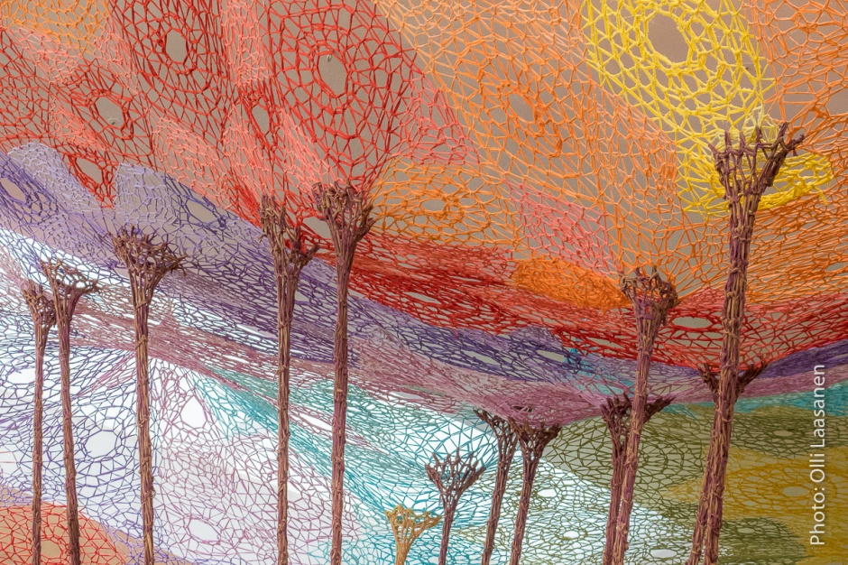 "Ernesto Neto: ""Every Tree Is A Civilising Entity"" (2016)"